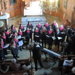 Komorní sbor v Rožnově pod Radhoštěm - březen 2016 - 1